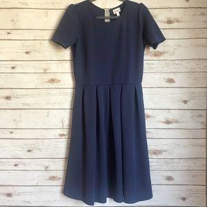 Lularoe Amelia dress! Great condition! Size large